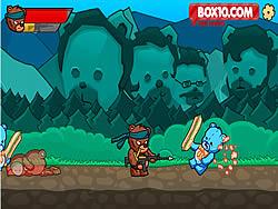 Teddy Bear Picnic Massacre game