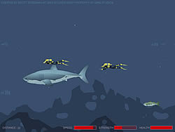 Mad Shark game