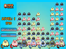 Cats Invasion game