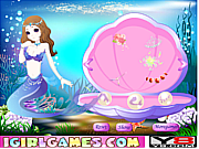 Juega al juego gratis Pretty Mermaid Princess