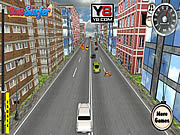 Classic CarRace game
