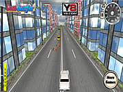 Juega al juego gratis Classic Car Race Game