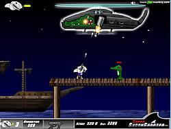 Super Shark Shooter game