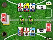 שחקו במשחק בחינם Sports Heads Cards: Soccer Squad Swap