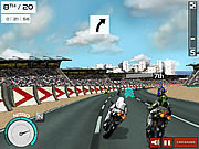 Play Superbikes Track Stars Game