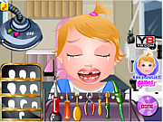 Baby Juliet Dentist لعبة