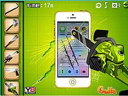 Jogar jogo grátis Whack My Phone
