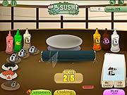 Juega al juego gratis Sushi Sue
