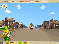 Medieval Archer 2 game