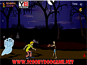 Scooby Doo Ghost Kiss لعبة