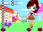 Anime Fan Dressup game