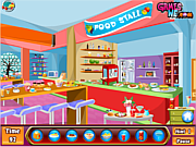 Kids shopping hidden game
