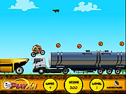 Extreme Stunts Game لعبة