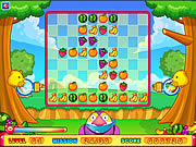 Fruit Puzzle game