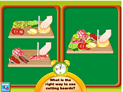 Daniel Food Safety Learning لعبة
