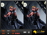 The Avengers - Spot the Difference 2 game