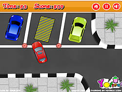 Party Time Parking game