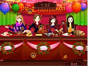 Thanksgiving Dinner Hidden Objects game