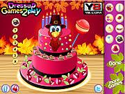 Jouer au jeu gratuit Special Thanksgiving Cake 2013