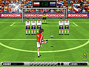 Juega al juego gratis Football Kicks