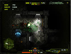 Lost Outpost game