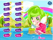 Cute Little Fairy Dressup game