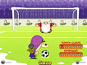 X-mas Penalties game