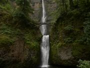 Watch free video Dreamlike Beauty of Multnomah Falls