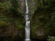 Watch free video Dreamlike Beauty of Multnomah Falls