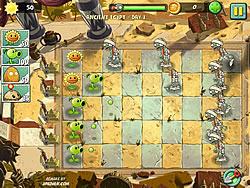 Plant VS Zombies 2 game