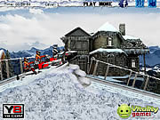 Juega al juego gratis Snowmobile Racing