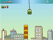 Tower Blocks game
