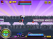 Monsters Wheels Game game