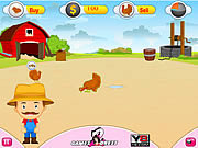 Juega al juego gratis Feed the Turkey