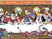 The popeye hidden alphabets game