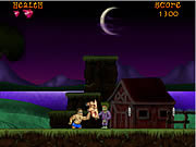 Juega al juego gratis Horror Scape: The Adventures of Marty