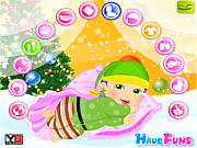 Game Infant Christmas Dressup