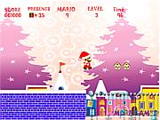 Mario Super Santa game