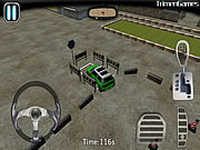 Juega al juego gratis Vehicles Parking 3D