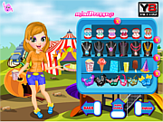 Polly Pocket Outfit Dressup game