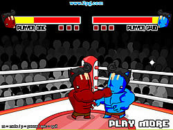 Alien Punchout game