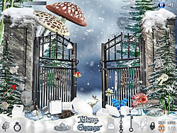 The Snowy Day game