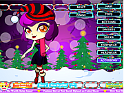 Christmas Elf Dressup game
