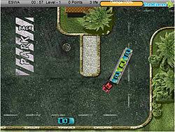 Park Big Truck game