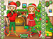 Juega al juego gratis Christmas Party
