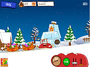 Mr Santa Polar Express game
