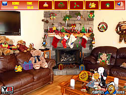 Hidden Objects-Christmas Eve game