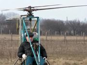 Watch free video A Homemade Helicopter / Gyrocopter