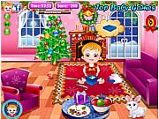 Juega al juego gratis Baby Hazel Christmas Time