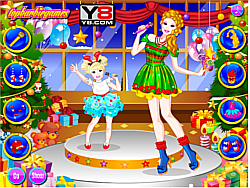 Barbie's Perfect Christmas game